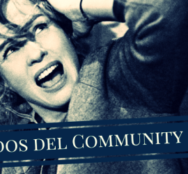 miedos del community manager